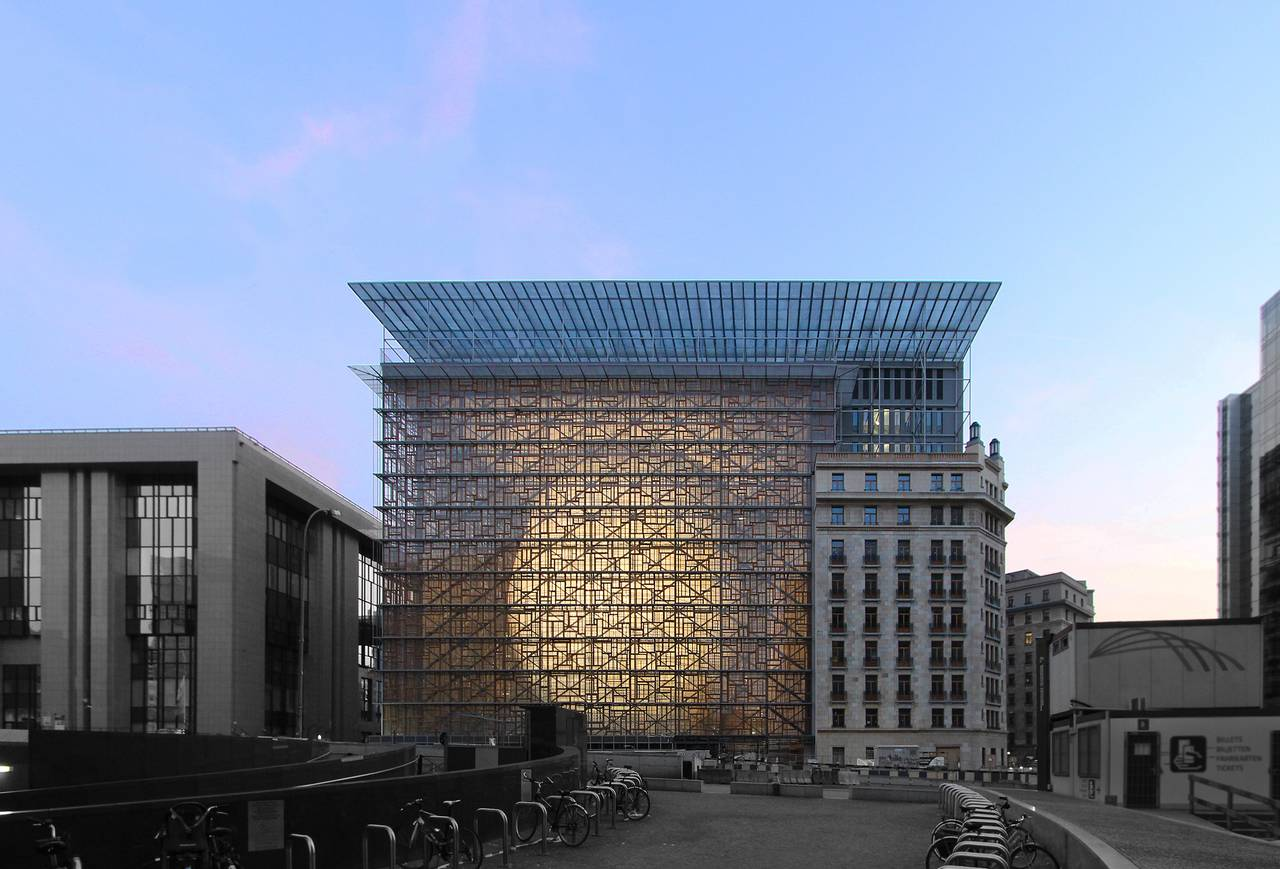 Premio Especial Confprofessioni European Council : Fotografía cortesía del © Premio Internacional Dedalo Minosse