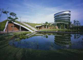 Premio Especial Confindustria Vicenza - Sezione Costruttori Edili Factory in the Earth : Fotografía cortesía del © Premio Internacional Dedalo Minosse