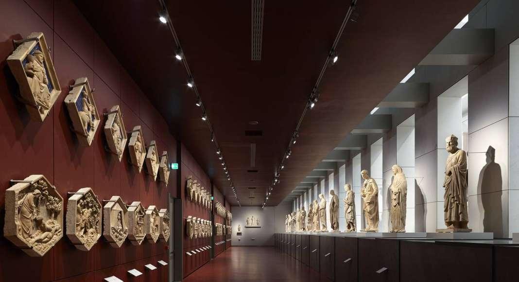 Premio Especial Caoduro Lucernari Museo dell'Opera del Duomo di Firenze : Fotografía cortesía del © Premio Internacional Dedalo Minosse