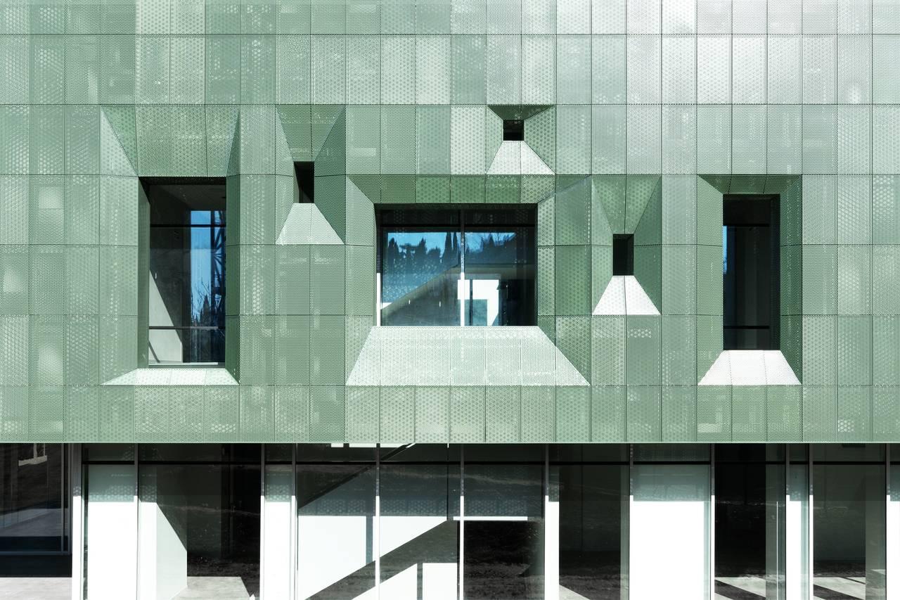 Premio Especial Design for All Casa Verde : Fotografía cortesía del © Premio Internacional Dedalo Minosse