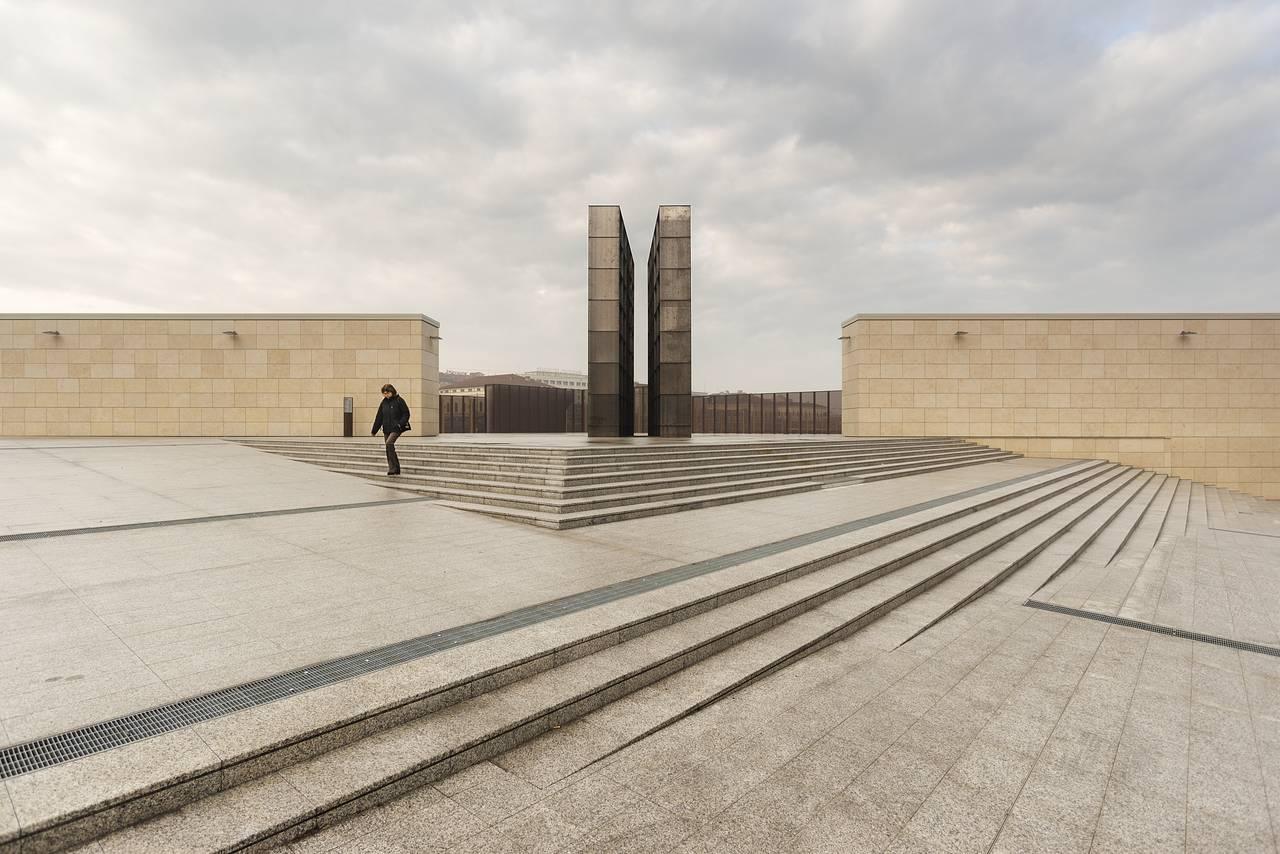 Premio Especial Laboratorio Morseletto Memoriale della Shoah di Bologna : Fotografía cortesía del © Premio Internacional Dedalo Minosse