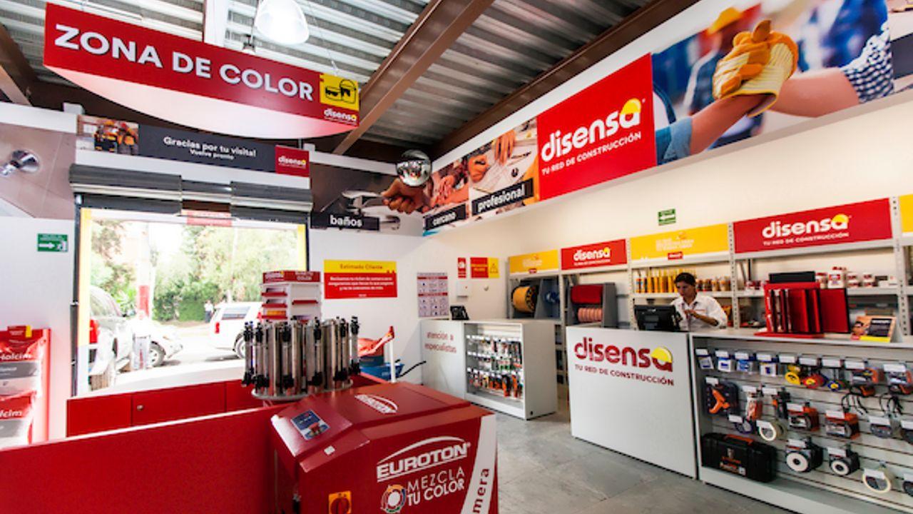 Disensa, un nuevo concepto en México de tiendas minoristas de materiales para la construcción : Fotografía © LafargeHolcim México