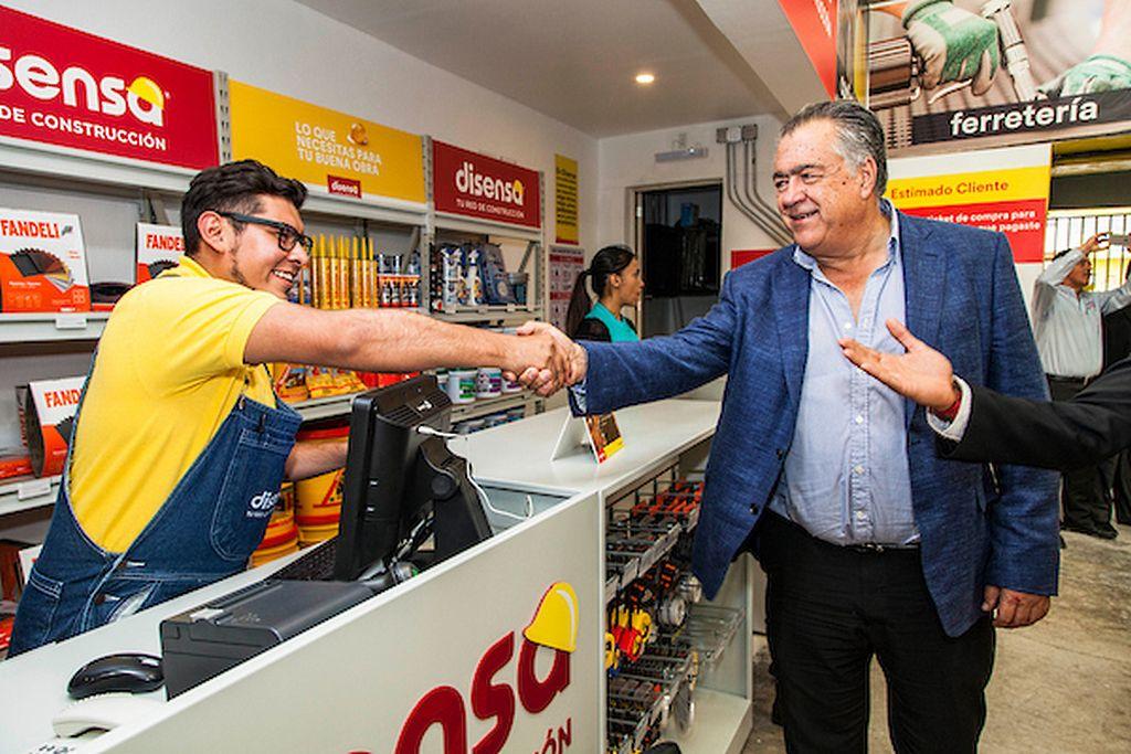 Germán Oteiza, Director General de Grupo Oro : Fotografía © LafargeHolcim México
