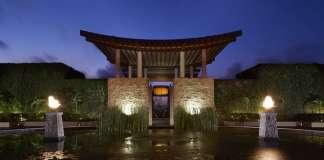 Banyan Tree Mayakoba Resort Lobby : Fotografía © Mayakoba Resort