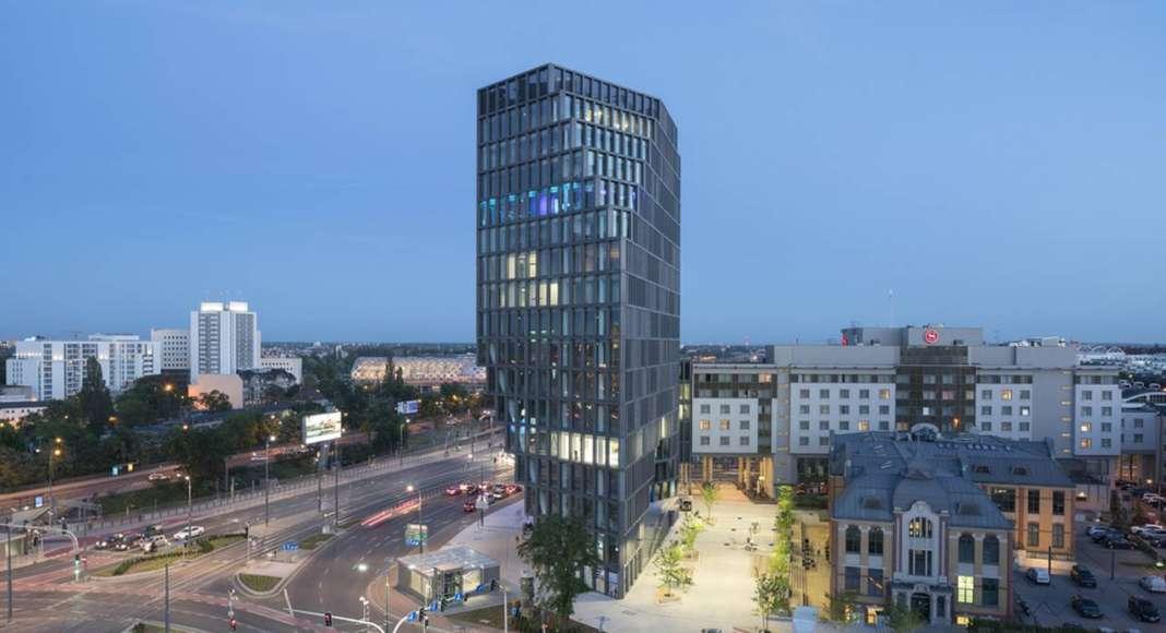 Bałtyk en la Ciudad de Poznan, Polonia diseñador por MVRDV : Photo © Ossip van Duivenbode, courtesy of © MVRDV
