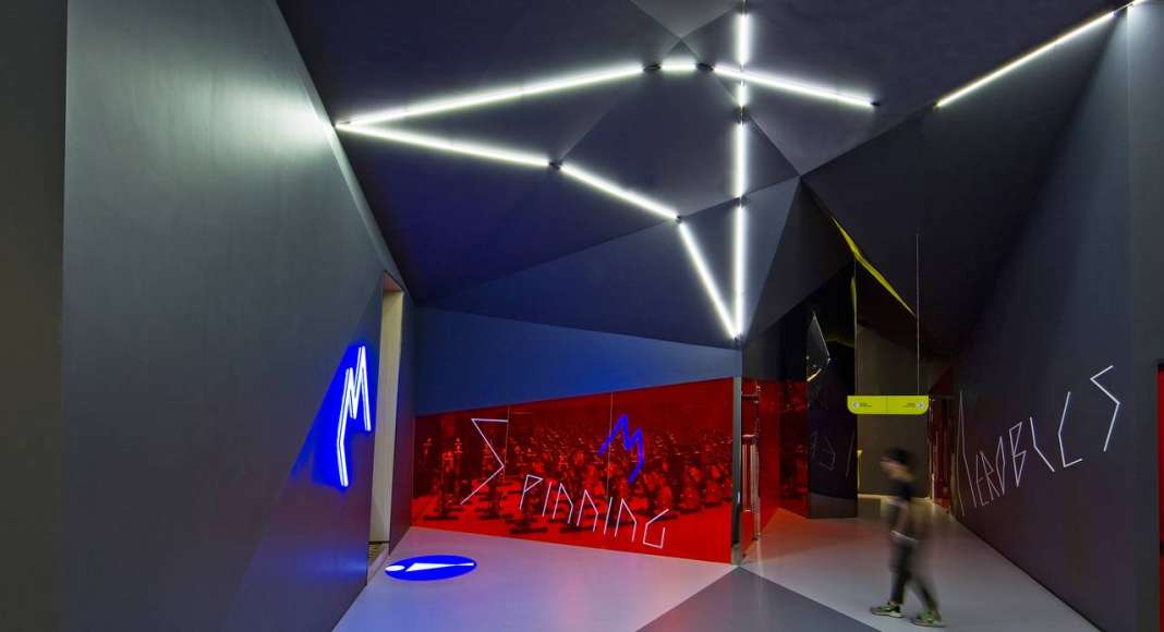 Panorama International Entrance : Photo courtesy of © INSIDE: World Festival of Interiors