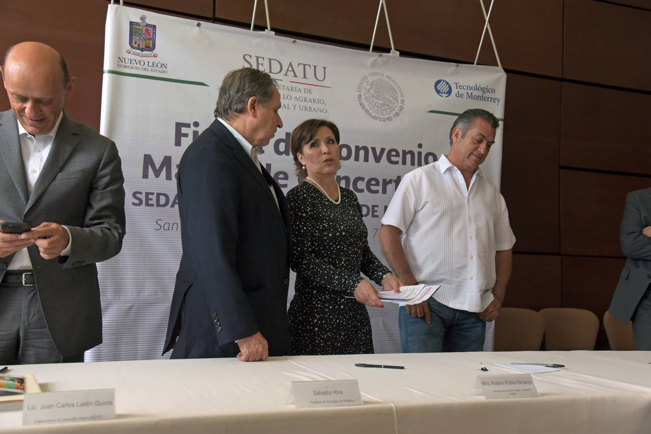 El Tec reafirma su compromiso para impulsar la Nueva Agenda Urbana de México : Fotografía © DistritoTec