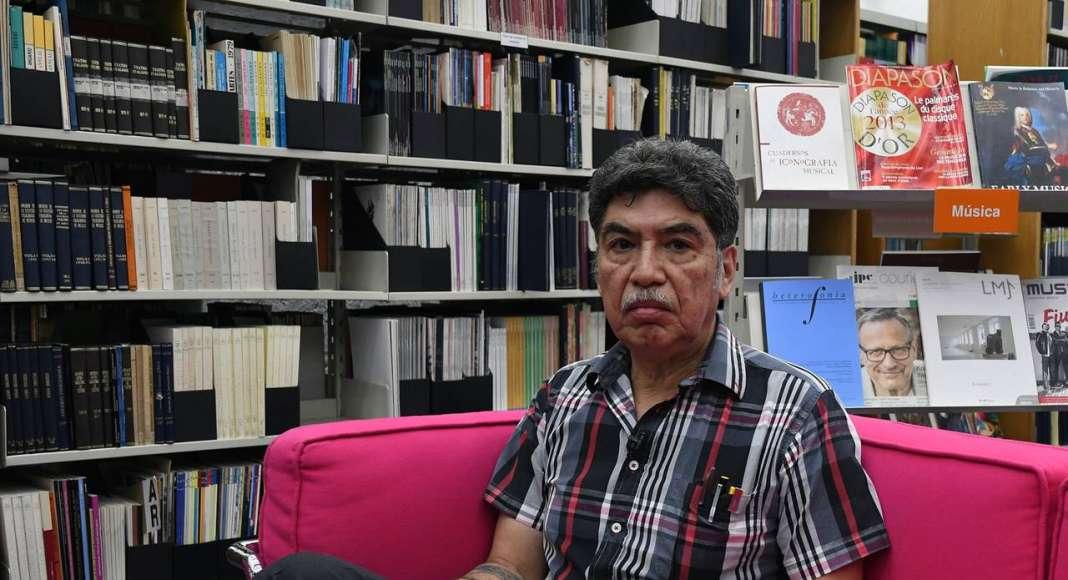 Jose Armando Figueroa, Subdirector de Servicios Bibliotecarios : fotografía © FSM / Conaculta