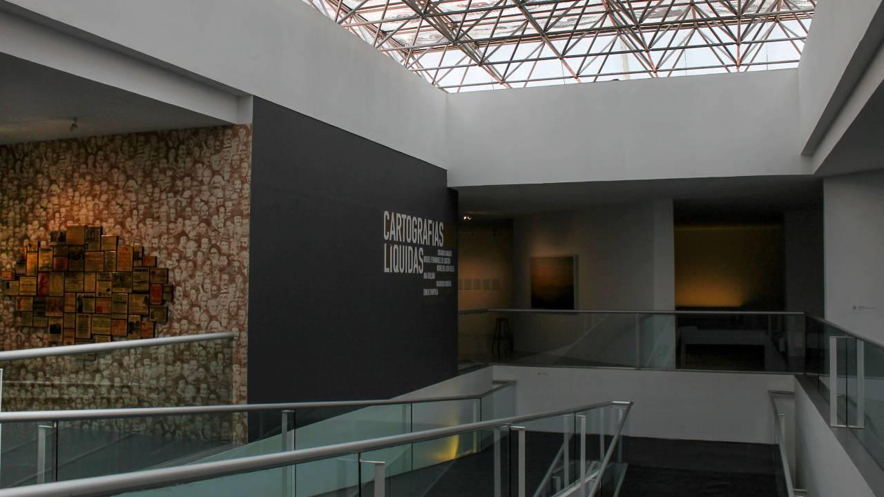 Muestra Cartografías líquidas en el Museo de Arte Carrillo Gil (MACG)