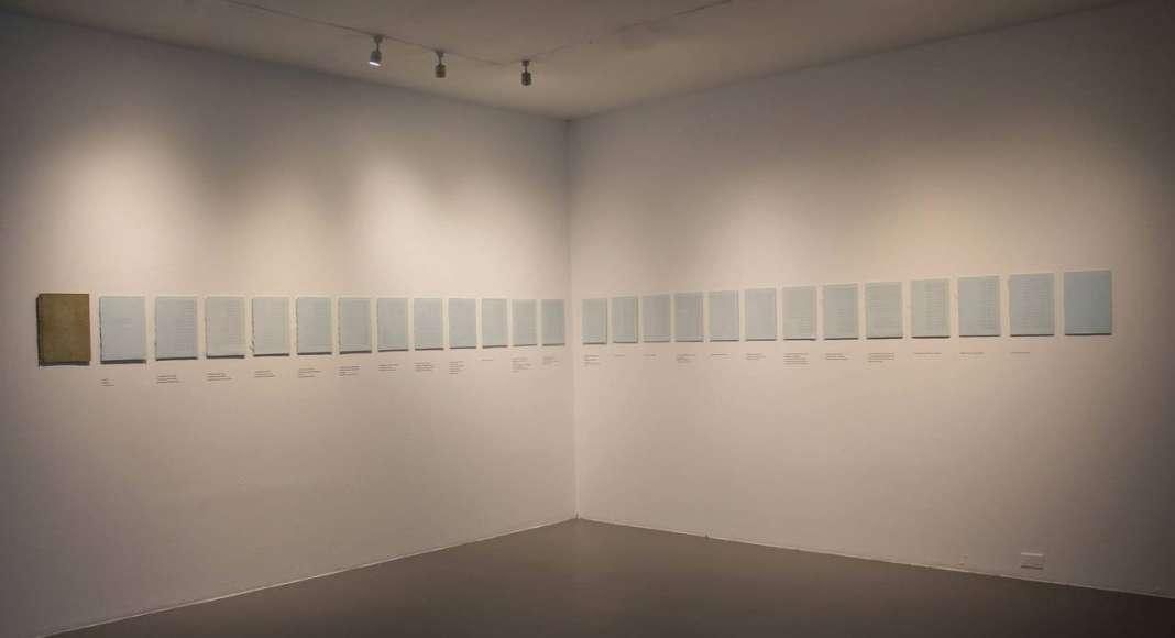 Muestra Cartografías líquidas en el Museo de Arte Carrillo Gil (MACG) : Fotografía ©INBA