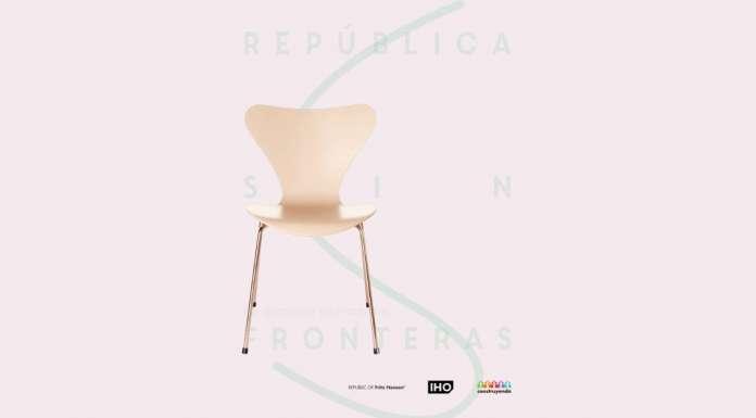República Sin Fronteras. IHO Espacios y Republic of Fritz Hansen : Photo © IHO Espacios y © Republic of Fritz Hansen®