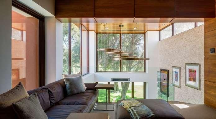 Estancia Casa SFA diseñada por ARQMOV Workshop : Photo credit © Rafael Gamo