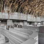 The HUB Performance and Exhibition Center Exhibition Hall (The Forest) : Photo credit © Dirk Weiblen