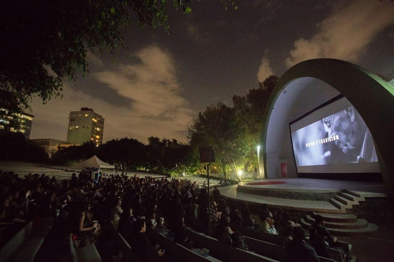 Film Screenings 2016 : Photo credit © Design Week Mexico