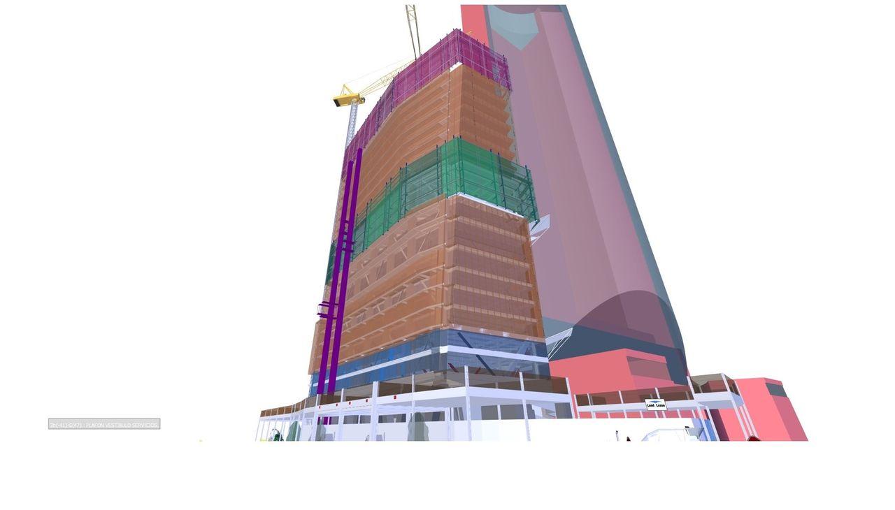 La Realidad Virtual contribuye al desarrollo de la infraestructura en CDMX : Render © Autodesk México y © Bovis México
