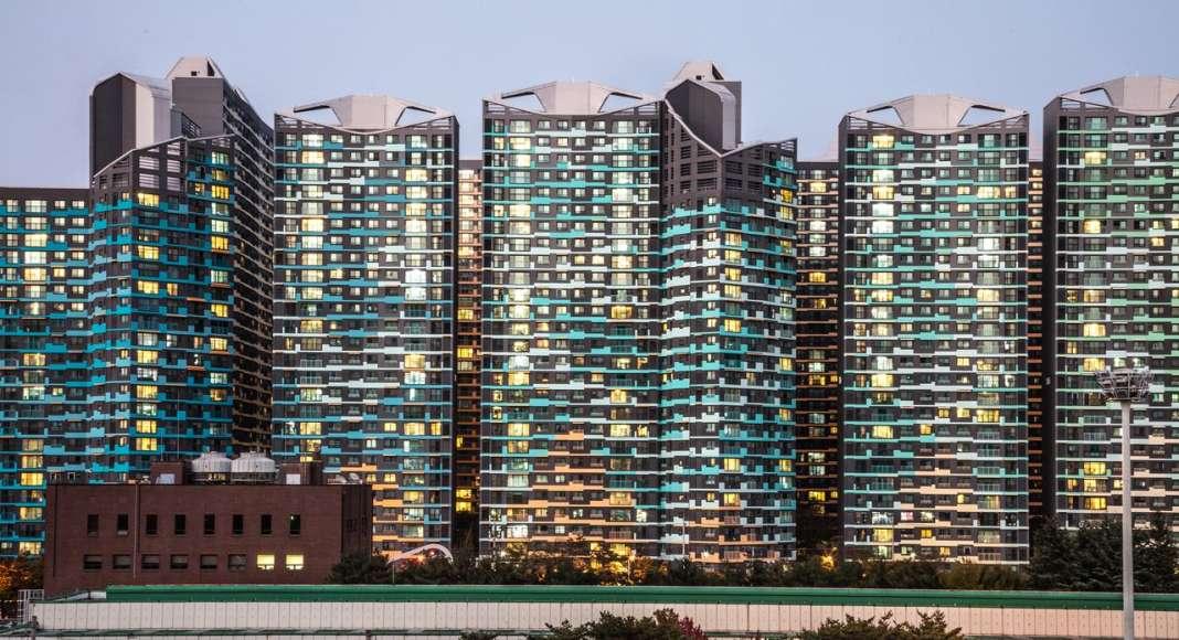 IPARK, Daegu, Block 1 by UNStudio : Photo © Edmon Leong