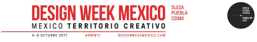 Logo © Design Week México