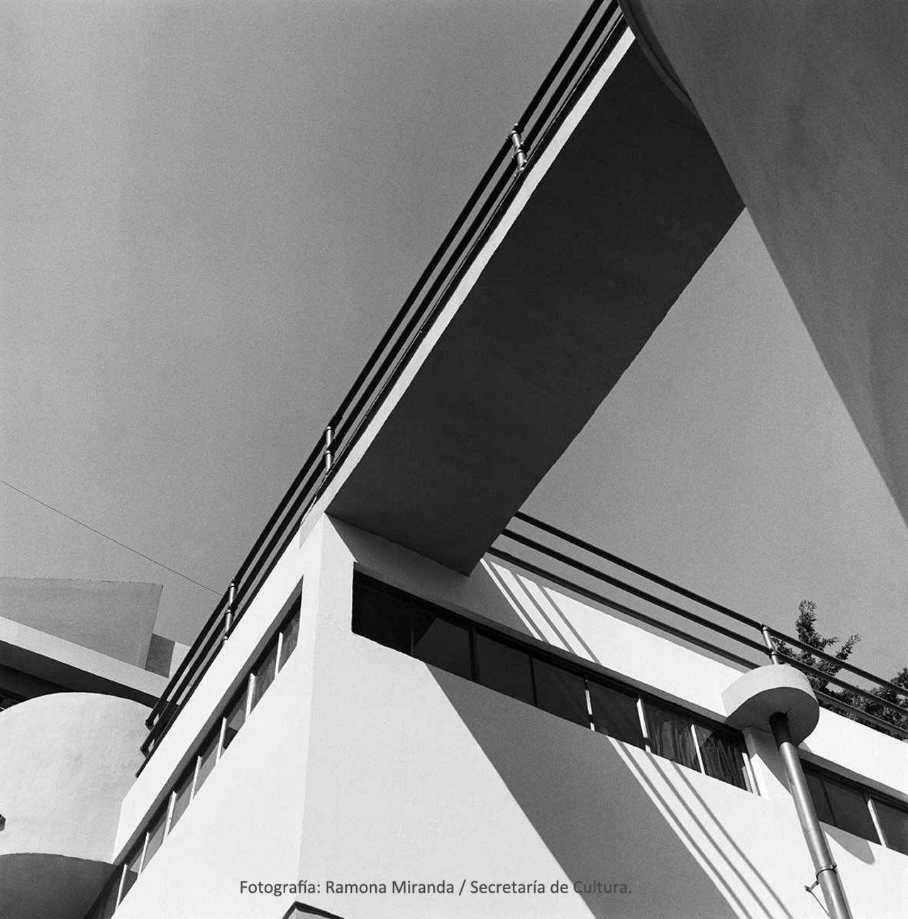 Lo Concreto. Fotografía Arquitectónica y Abstracta de Cristina Kahlo : Fotografía © Ramona Miranda / Secretaría de Cultura