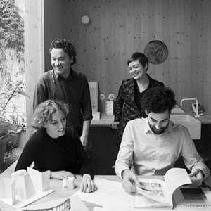 MAIO Jurado del Concurso Barcelona Social Housing : Fotografía cortesía de © ARCHmedium