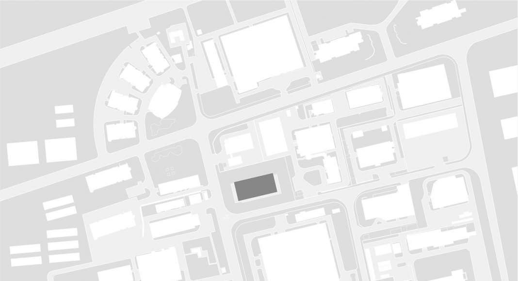 CaoHeJing Guigu Creative Headquarters Site Plan : Drawing © Schmidt Hammer Lassen Architects