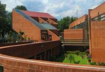 """Escuela Nacional de Conservación, Restauración y Museografía """"Manuel del Castillo Negrete"""" ENCRyM : Fotografía © ENCRyM / INAH"""