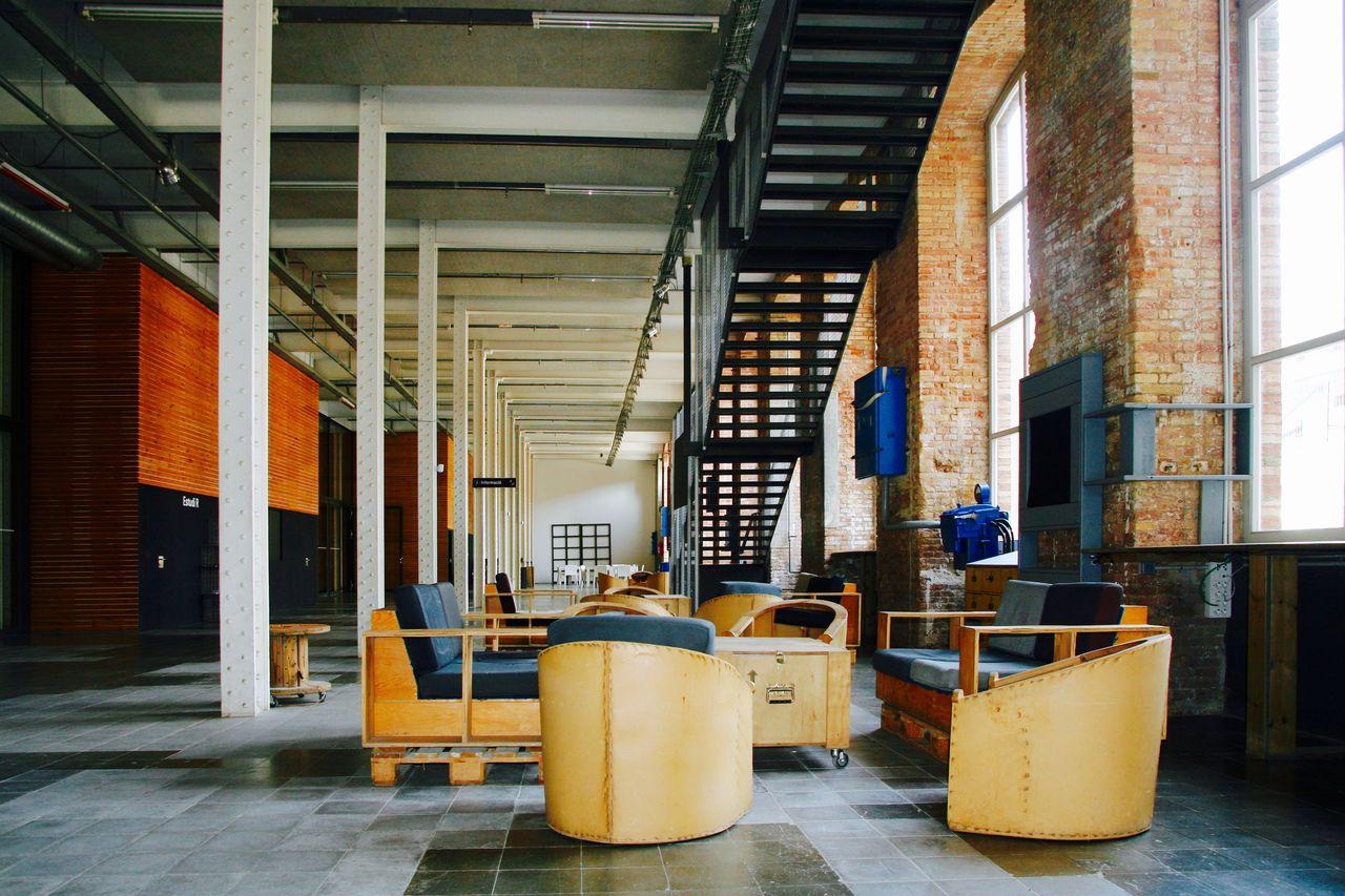 Fabra i Coats, 2011, Arquitectos: Manuel Ruisánchez y Francesc Bacardit : Fotografía cortesía del © Institut Ramon Llull