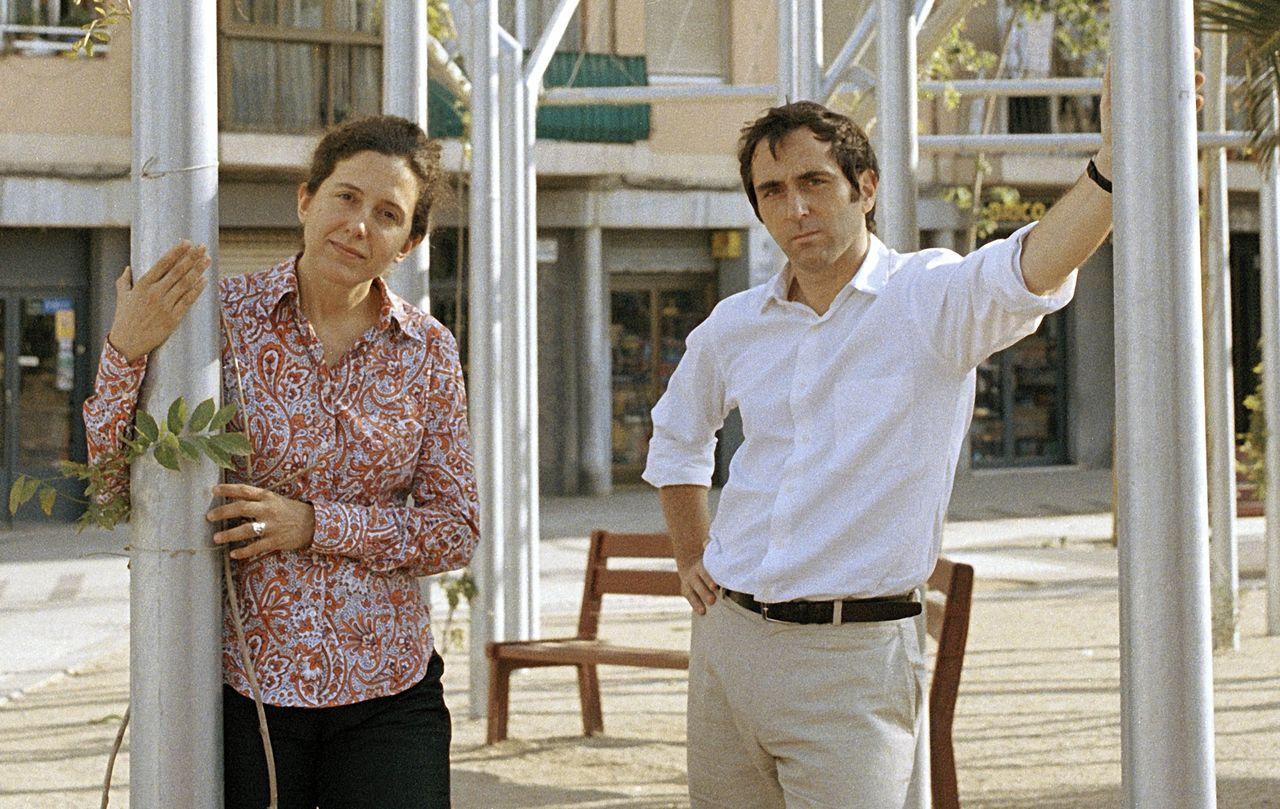 Eva Prats y Ricardo Flores : Fotografía cortesía del © Institut Ramon Llull
