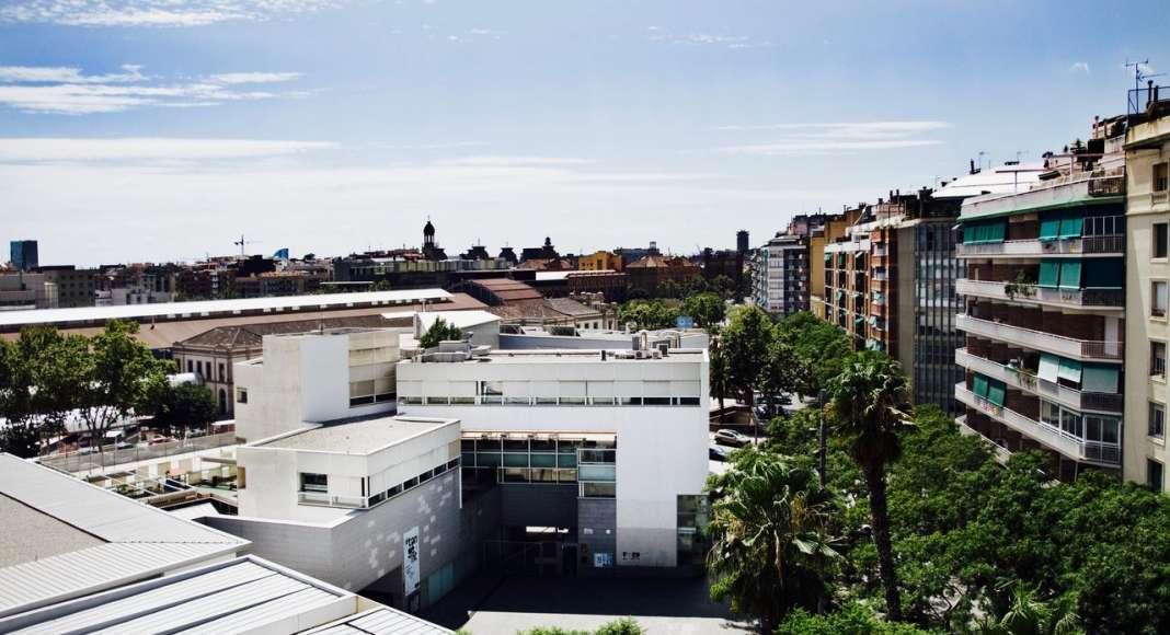 Fort Pienc, 2001-2003, Arquitecto: Josep Llinàs : Fotografía cortesía del © Institut Ramon Llull