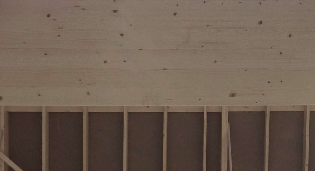 Späckhuggaren under construction : Photo © Bornstein Lyckefors Arkitekter