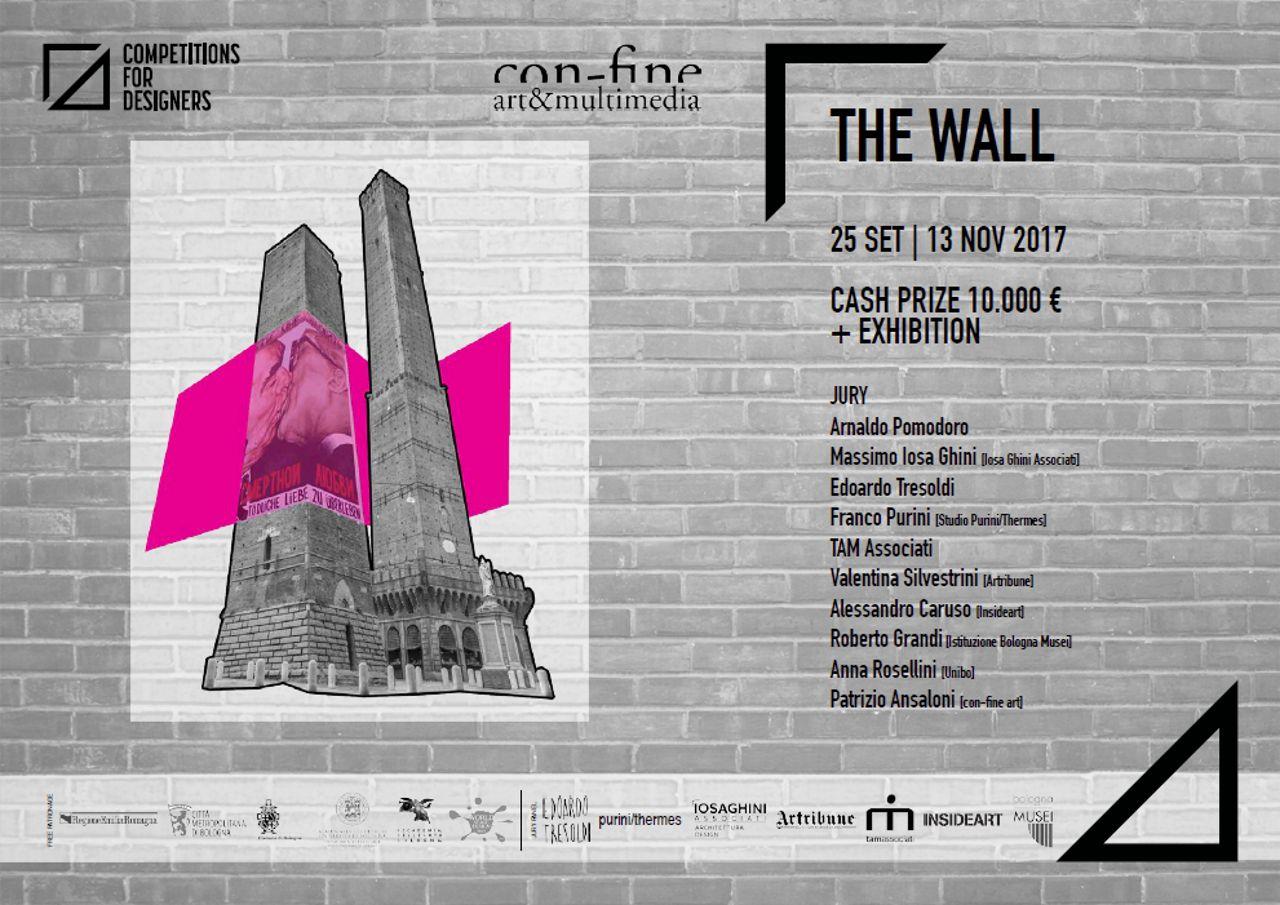 CODE lanza el concurso The Wall : Poster © CODE
