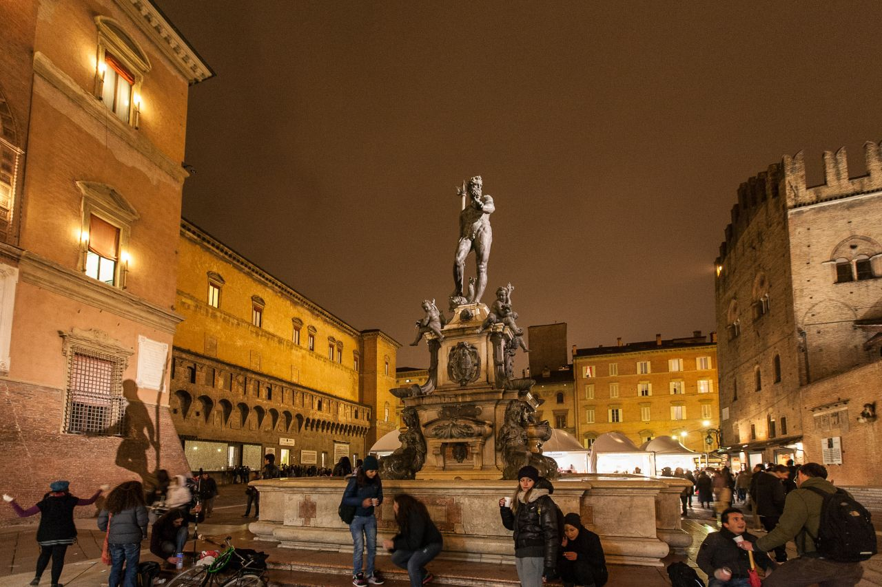 Fontana del Nettuno : Photo © CODE