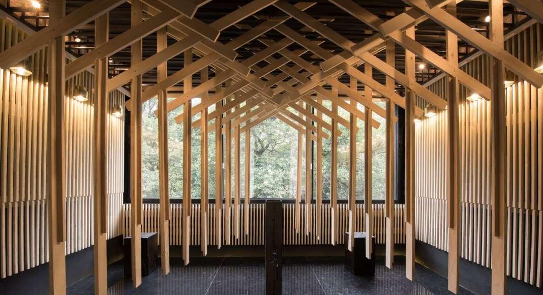 Espacio Lounge Planta Alta Design House 2017 diseñada por Ricardo Yslas Gámez Arquitectos : Fotografía © Jaime Navarro