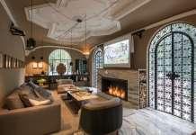 Sala de Estar Design House 2017 diseñada por C Cúbica Arquitectos : Fotografía © Jaime Navarro