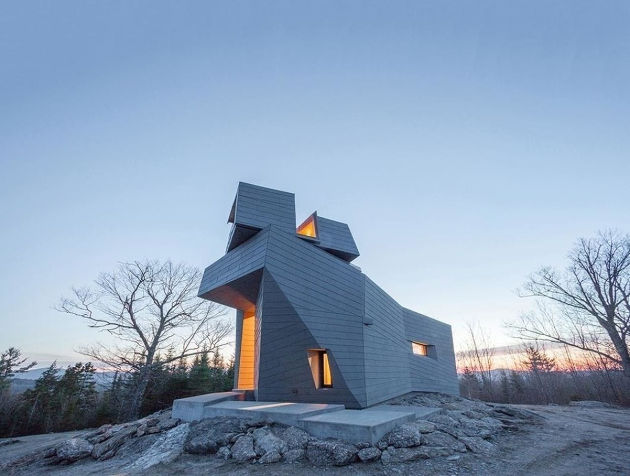Gemma Observatory : Photo credit © Anmahian Winton Architects