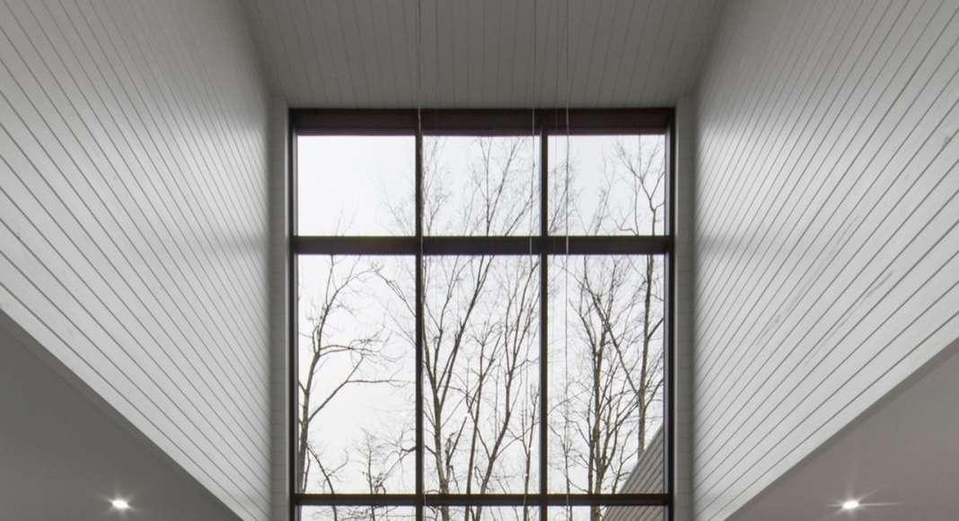 Chalet Bécassines en Mansonville diseñada por Atelier BOOM-TOWN : Photo credit © Steve Montpetit