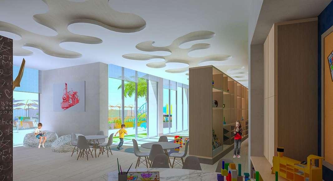 Avento® Ludoteca un desarrollo de Frondoso Grupo Inmobiliario : Fotografía © Frondoso Grupo Inmobiliario