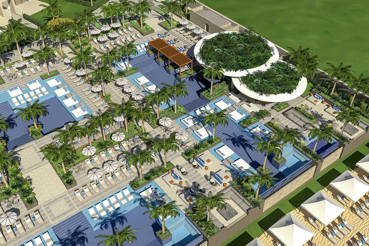 Avento® Vista Aérea un desarrollo de Frondoso Grupo Inmobiliario : Fotografía © Frondoso Grupo Inmobiliario