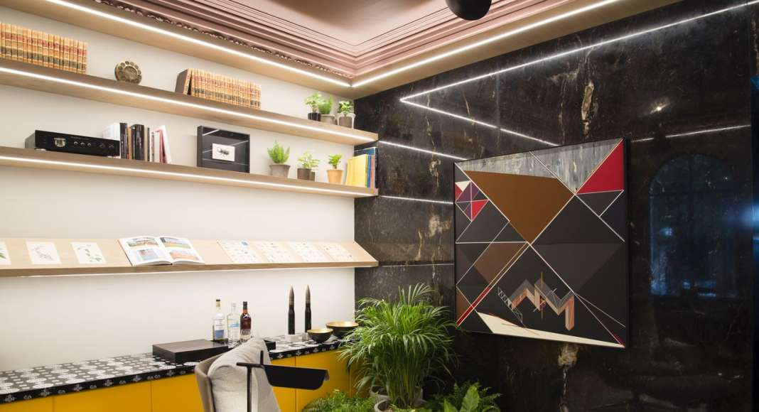 Fine Floors México patrocinador de la Design House de la Design Week México 2017 : Fotografía cortesía de © Fine Floors México