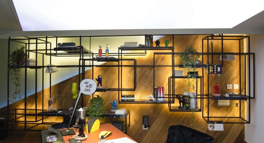 Design House Estudio Exterior por Xavier Velasco en la Design Week México 2017 : Fotografía cortesía de © Fine Floors México