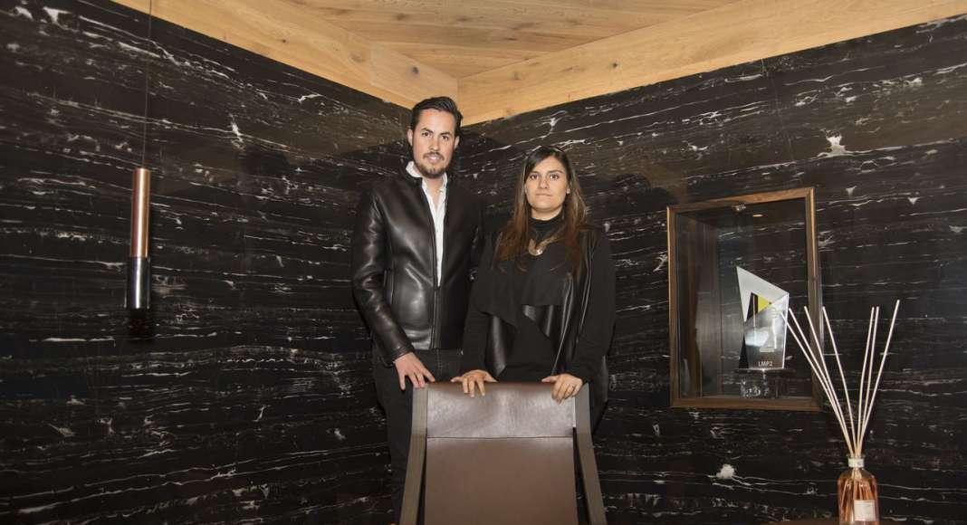 Design House Faci Leboreiro - Bar Lounge por Marina Leboreiro y Carlos Leboreiro en la Design Week México 2017 : Fotografía cortesía de © Fine Floors México