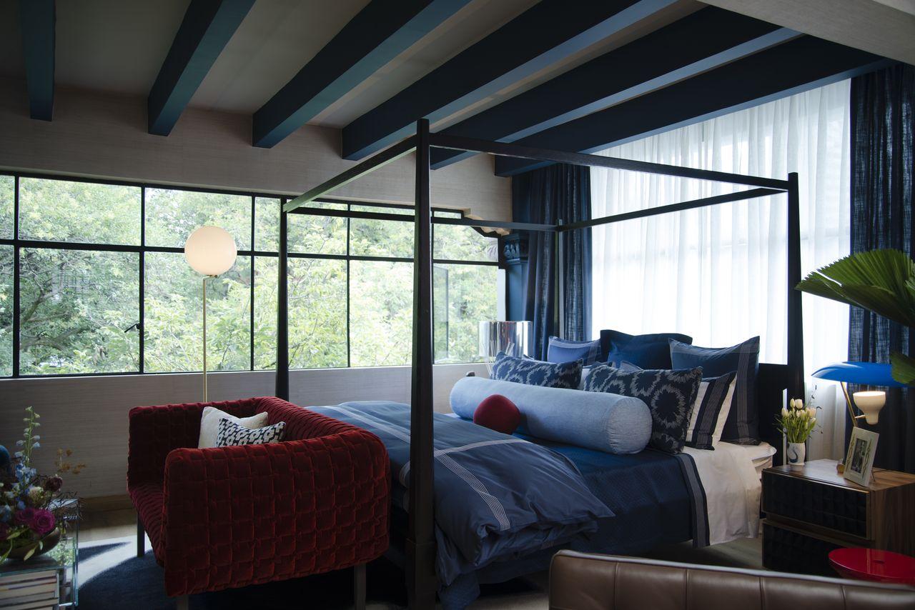 Design House Recámara por Sofía Aspe en la Design Week México 2017 : Fotografía cortesía de © Fine Floors México