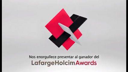 Investigadores de la UNAM ganan primer lugar en final latinoamericana de los LafargeHolcim Awards : Fotografía cortesía de © LafargeHolcim Foundation