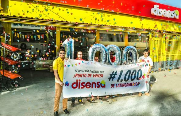 Tienda 1,000 de Disensa