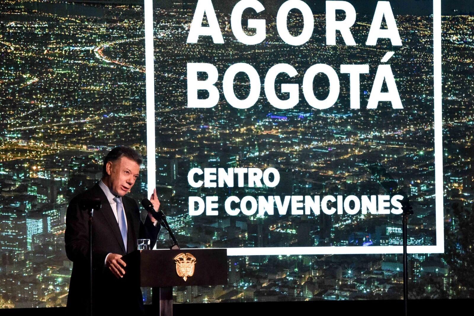 Centro de convenciones ÁGORA-BOGOTÁobra del despachoEstudio Herreros